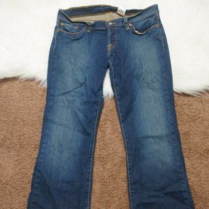 Lucky Brand Lil' Maggie Short Bootcut Jeans